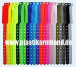 Armbänder zum Beschriften
